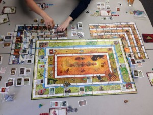 Talisman Board Tabletop Day 2014