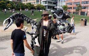Comic Con 2014 Costume Dr Octopus