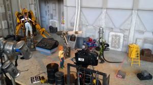 Comic Con 2014 NerdHQ Robot Chicken Set