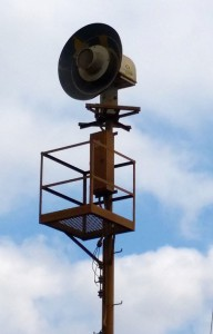 Air Raid Siren 121 on Burbank Blvd