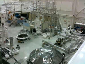 JPL Spacecraft Assembly Facility