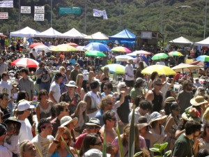 Topanga Days 2011 Crowds