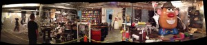 Panorama of Art Show 2011