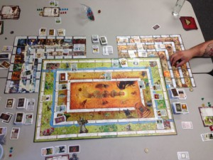 Talisman Board 2 Tabletop Day 2014