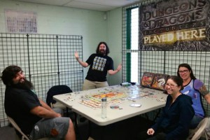 Talisman Victory at Tabletop 2014 at Emerald Knights