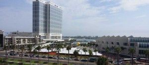 ComicCon 2014 Convention Center Mariot