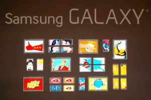 Comic Con 2014 Samsung Lounge