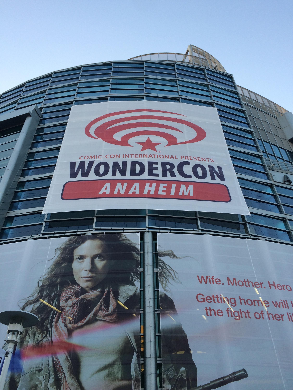 WonderCon 2015 Banner